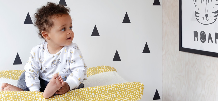 Tapeten Babyzimmer | ESTAhome