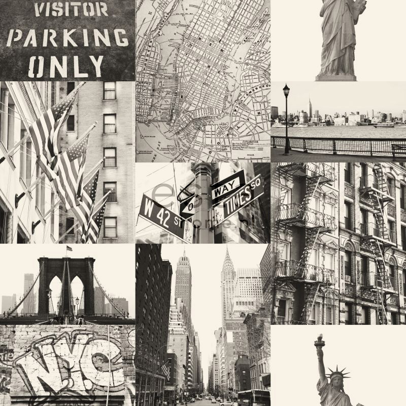 tapete New York