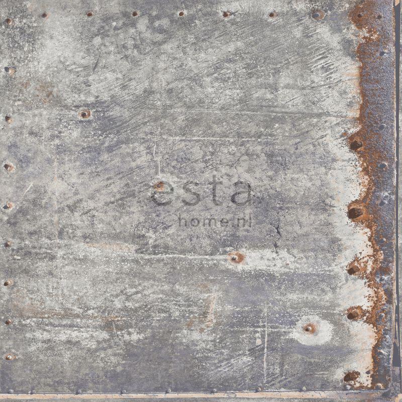 tapete metallplatten