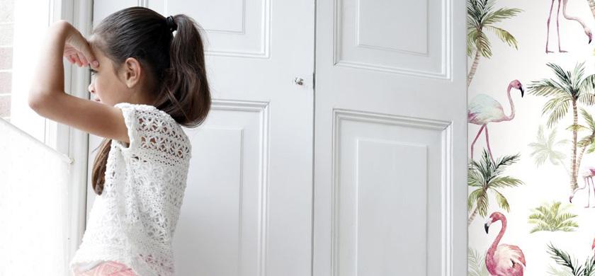 Tapeten Mädchenzimmer