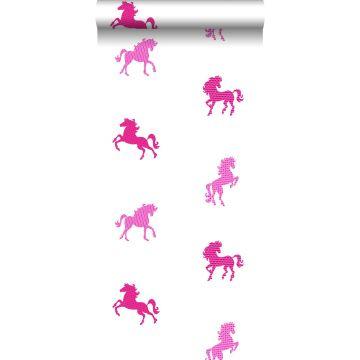 Tapete Pferde Rosa