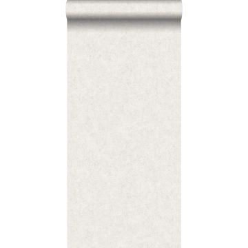 Tapete Beton-Optik Crême-Weiß