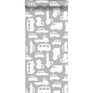 Tapete Autos Grau
