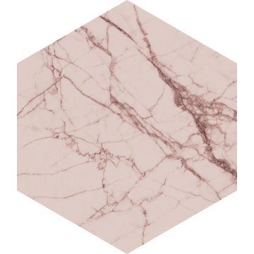 selbsklebende Wandtattoo Marmor-Optik Graurosa