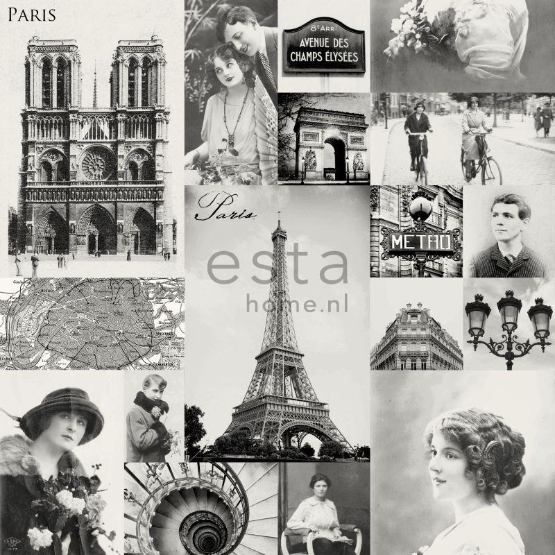 tapete Paris