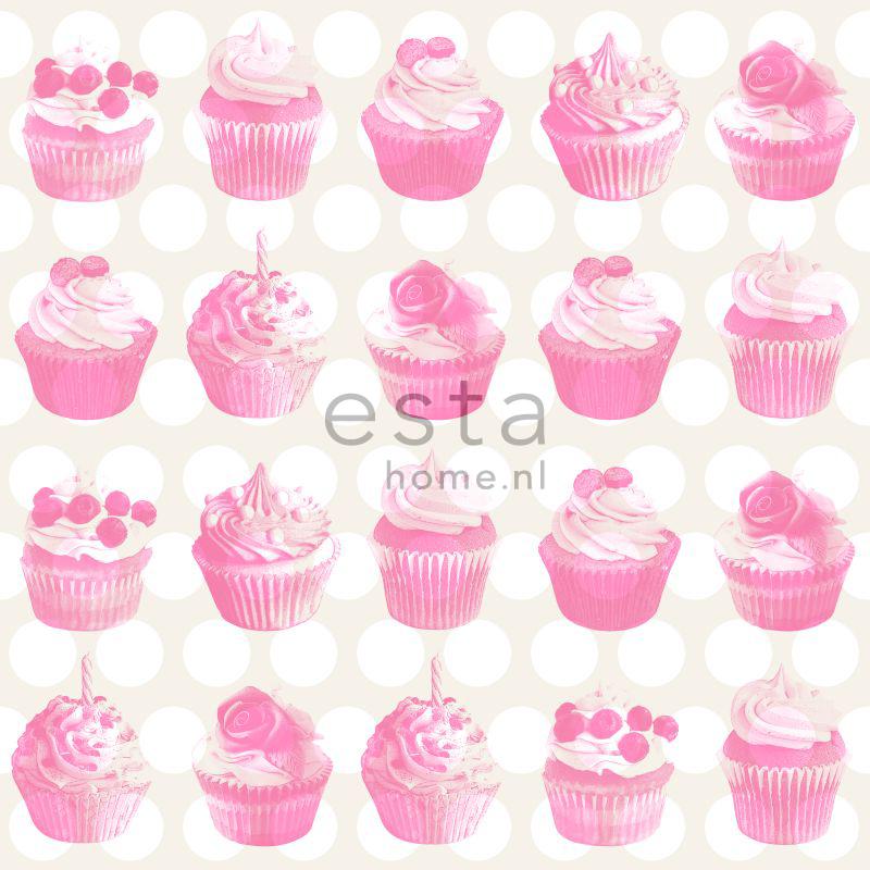 tapete cupcakes